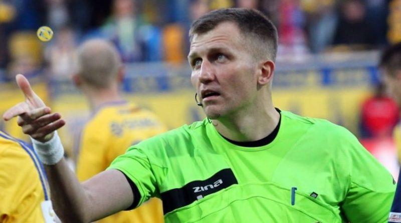 Wojciech Krztoń sędzią meczu z Puszczą Niepołomice