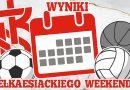 Podsumowanie Ełkaesiaciego weekendu 14.11