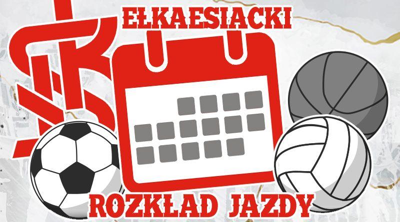 Zapowiedź ełkaesiackiego weekendu 23-24.10