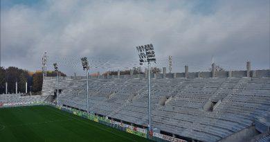 Budowa stadionu w obiektywie…