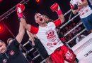 Patryk Radoń trzecim kickboxerem 2020 roku!