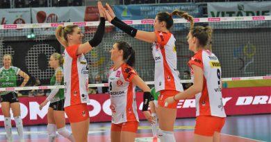 [S – GALERIA] ŁKS Commercecon Łódź – Volley Wrocław  (24.01.2021)