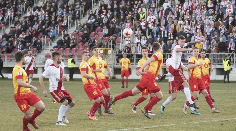 Znicz Pruszków – ostatni sprawdzian ŁKS-u przed startem sezonu
