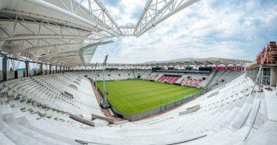 Koniec prac zasadniczych na stadionie jeszcze w tym roku!
