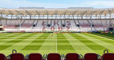 Znamy układ krzesełek na Stadionie Króla!
