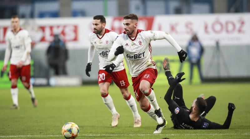 Historia spotkań: Trzecie spotkanie ŁKS-u z Cracovią w Pucharze Polski